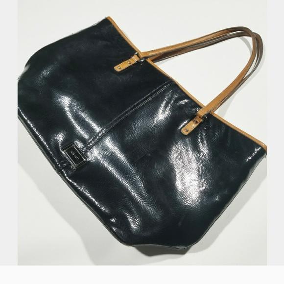 54eadfd86 ... Nine West Faux Leather Tote Shoulder Bag. M_5c5d21c412cd4a3bb294967f